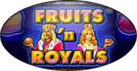 Играть Fruits and Royals
